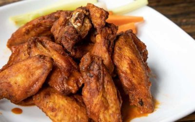 We're bringing in wings just in time for the big game